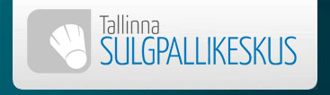 Tallinna Sulgpallikeskus logo